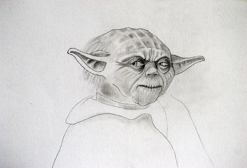 Yoda par Anton